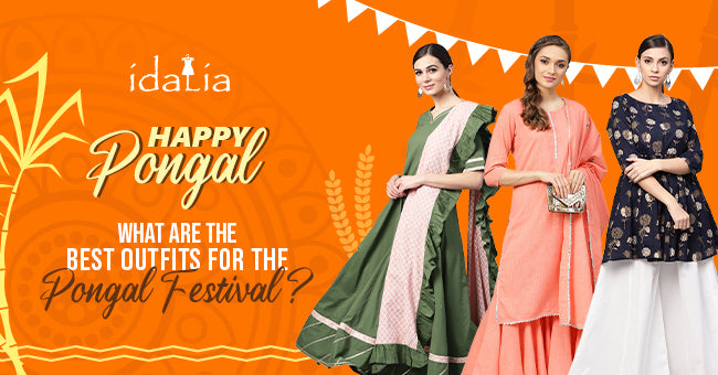 Happy Pongal: What are the Best Outfits for the Pongal Festival?