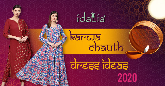 Karwa Chauth Dress Ideas
