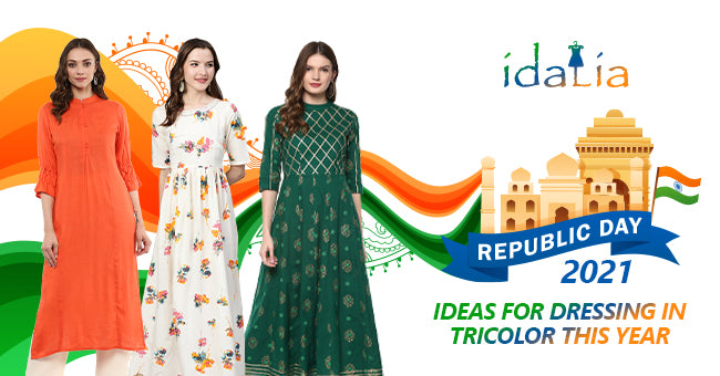 Republic Day 2021: Ideas for Dressing in Tricolor This Year