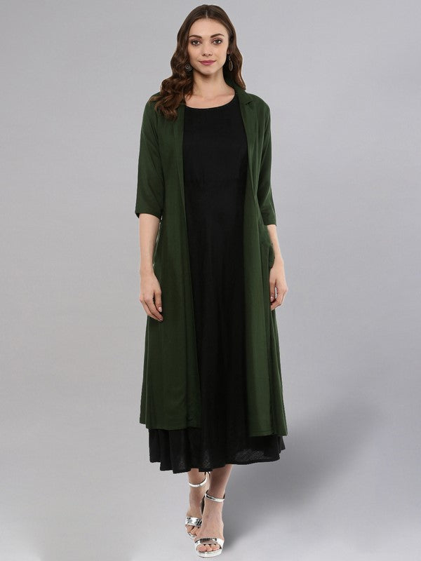 Idalia Premium Green Shrug