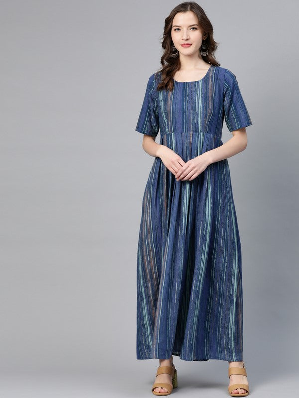 Idalia Blue Dress