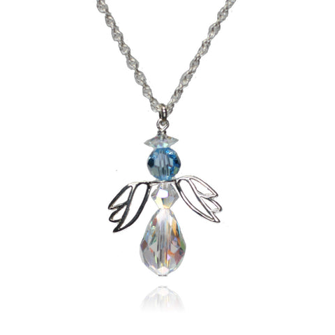 Angel March Necklace