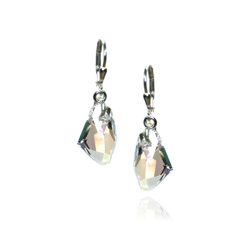 Brigitta Crystal Moonlight Earrings