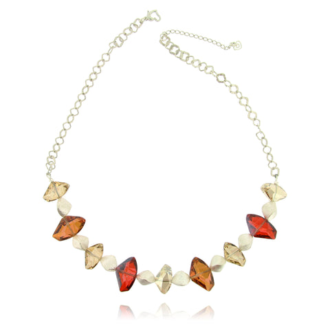 Brigitta Brown Necklace