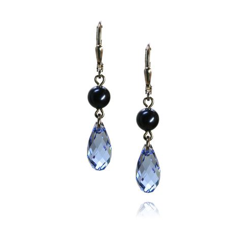 Cathy Light Sapphire Earrings