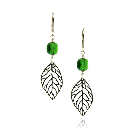 Felicity Fern Green Earring