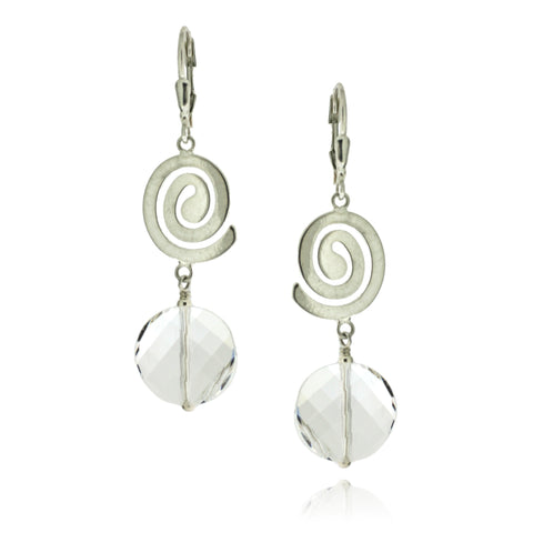 Rhonda Crystal Earrings