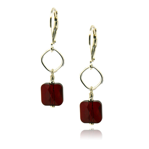 Winnie Siam Earrings