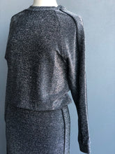 Load image into Gallery viewer, Metallic Glitter Sweater