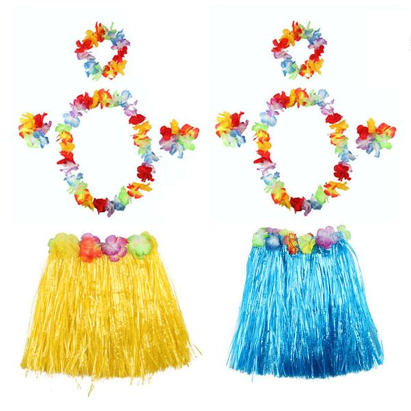 Girls Garland Hawaii Skirt