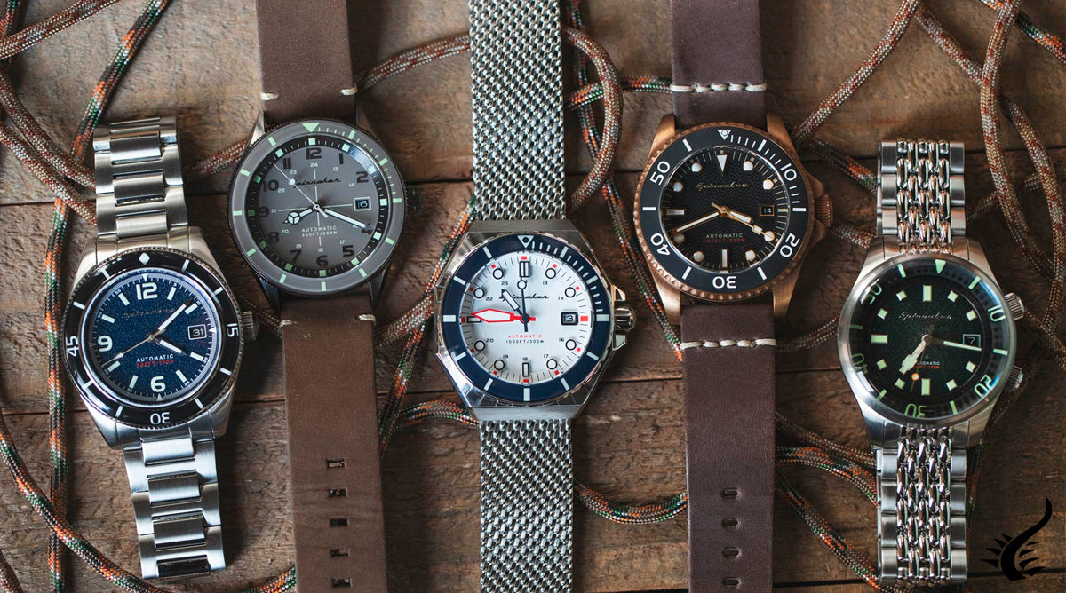 Spinnaker watches