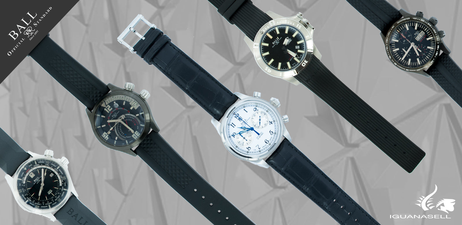 special editions ball automatic watches