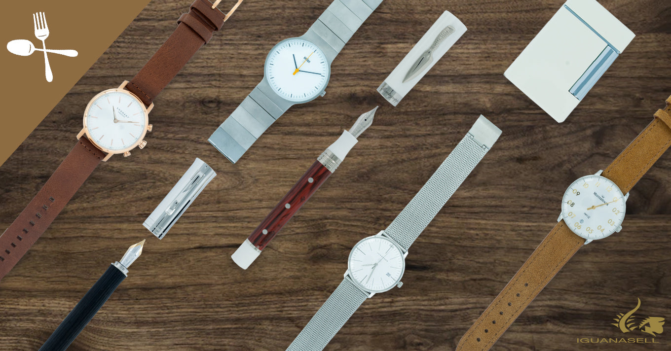 quartz watches chef