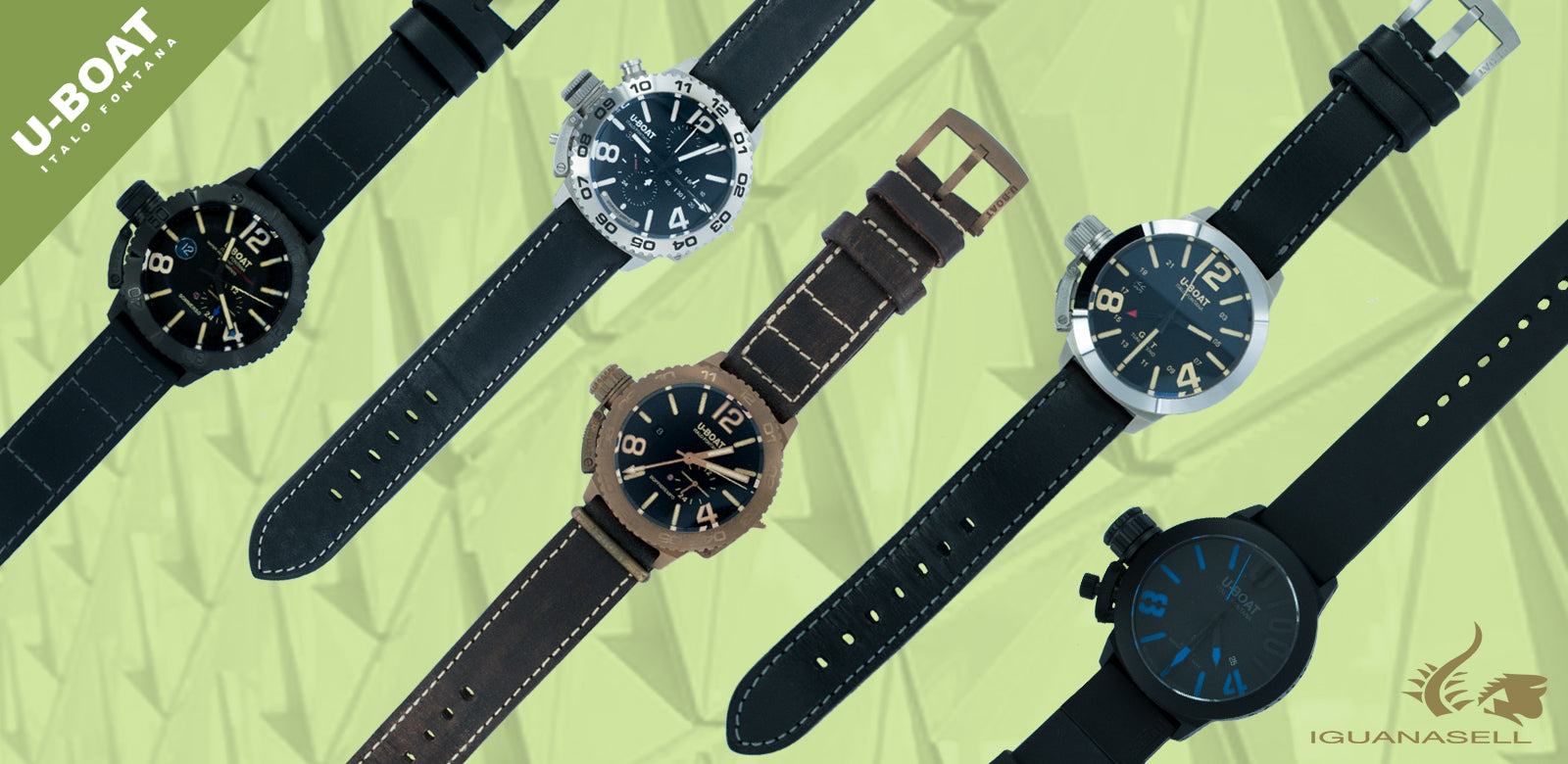 uboat special editions automatic watches