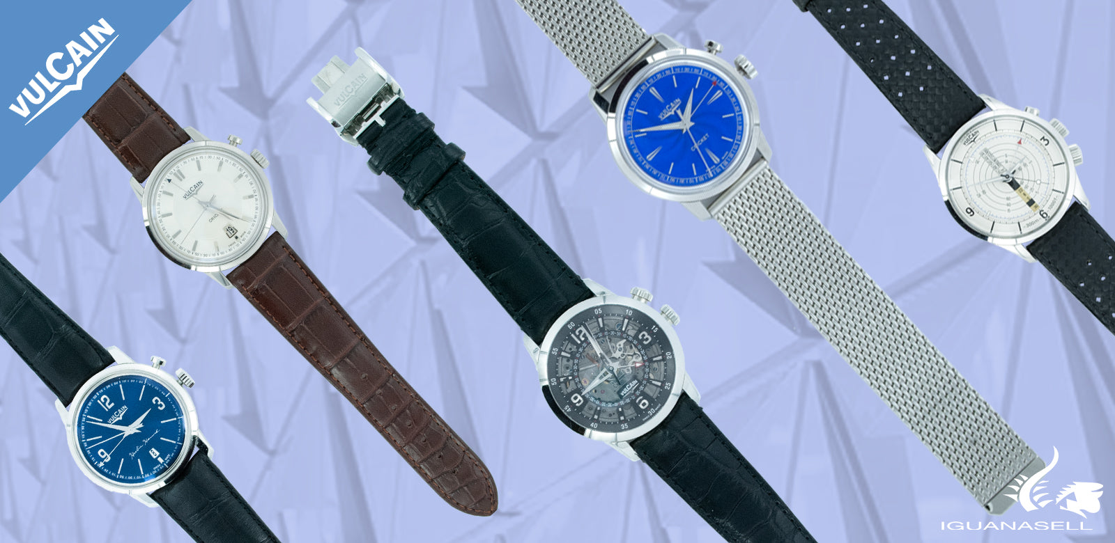 vulcain automatic watches