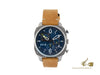 AVI-8 Hawker Hunter Retrograde Edition Quartz Watch, Blue, 45 mm, AV-4052-07