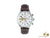 AVI-8 Hawker Hurricane Quartz Watch, White, 42 mm, Chronograph, AV-4011-01