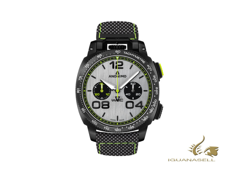 Anonimo Militare WRC Special Edition Automatic Watch, 43,4mm, AM-1128.21.221.T64