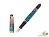Aurora 888 Jupiter Fountain Pen, Limited Edition, 888-GI