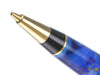 Aurora Mechanical Pencil Optima - Blue Auroloide and Gold Trims - 958