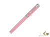 Aurora Talentum Fountain Pen, Resin, Chrome trim, Rose, D13P