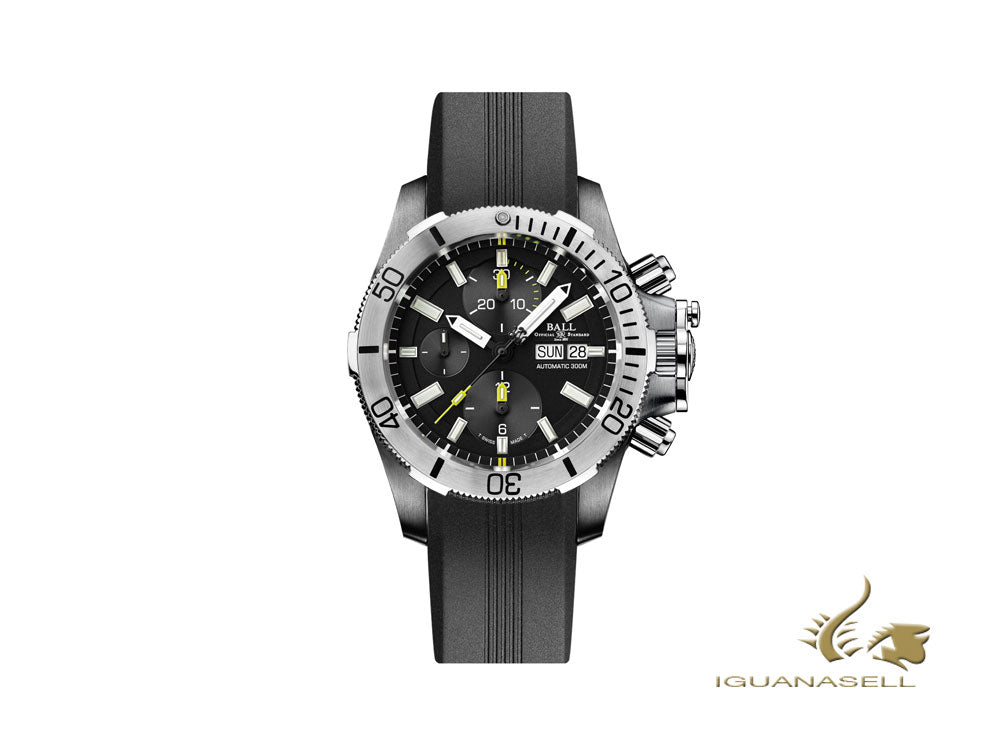 Ball Engineer Hydrocarbon Submarine Warfare Chronograph Automatic Watch