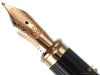 Cross Century II Medalist Fountain Pen, Brushed chrome, 23K Gold plated
