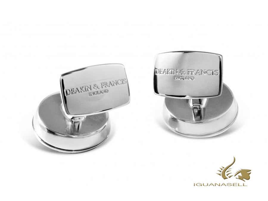 "Deakin & Francis Mechanicals ""Colour Change"" Cufflinks, steel, BMC0024C0002"