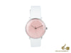 Junghans Max Bill Damen Quartz watch, J643.29, 32,7mm, Pink, 047/4658.00