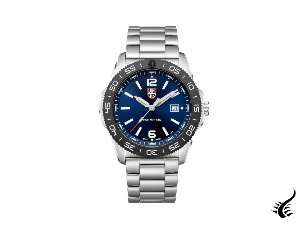 Luminox Sea Pacific Diver Quartz Watch, CARBONOX™, Blue, 44 mm, XS.3123