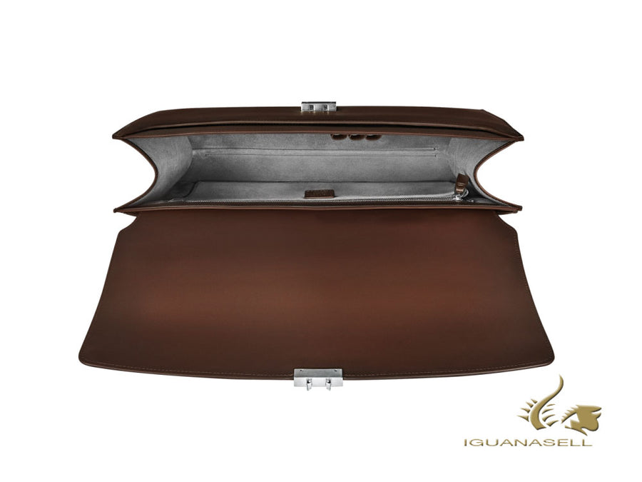 Montblanc Meisterstück Selection Sfumato Briefcase, Leather, Brown, 113320