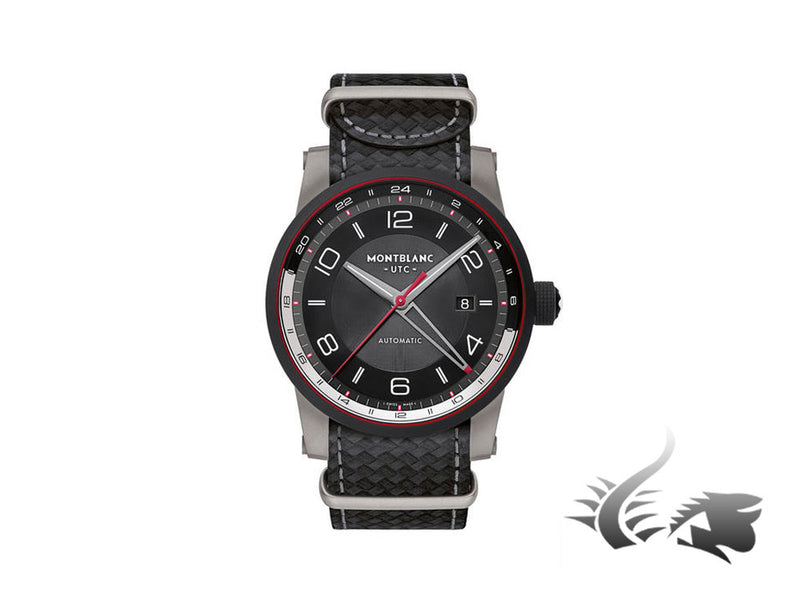 Montblanc TimeWalker Urban Speed UTC Automatic Watch, E-Strap, MB 25 03,  114880