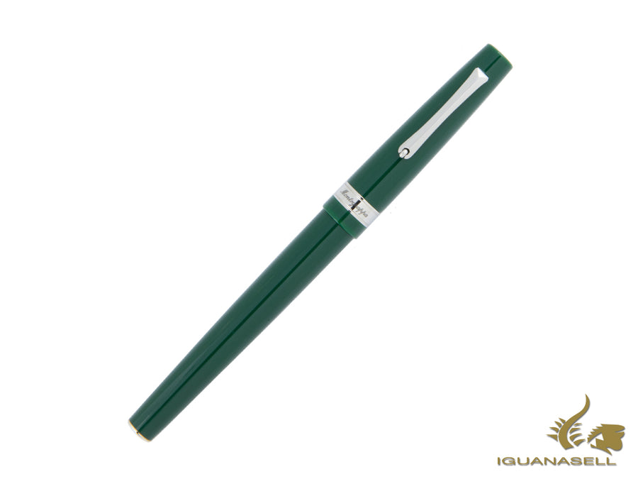 Montegrappa Armonia Fountain Pen, Resin, Green, ISANR-AG