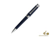 Montegrappa Parola Mechanical pencil, Resin, Navy Blue, Chrome trim, ISWOTQAD