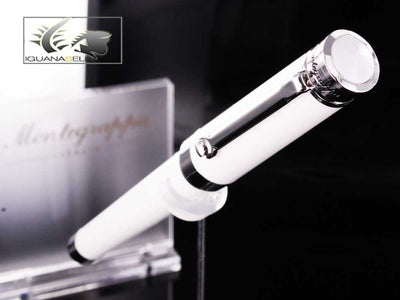 Montegrappa Parola Fountain Pen - White Resin ISWOT-AW