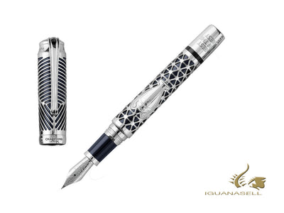 Montegrappa UEFA Champions League Best of the Best Lim. Ed. Fountain pen