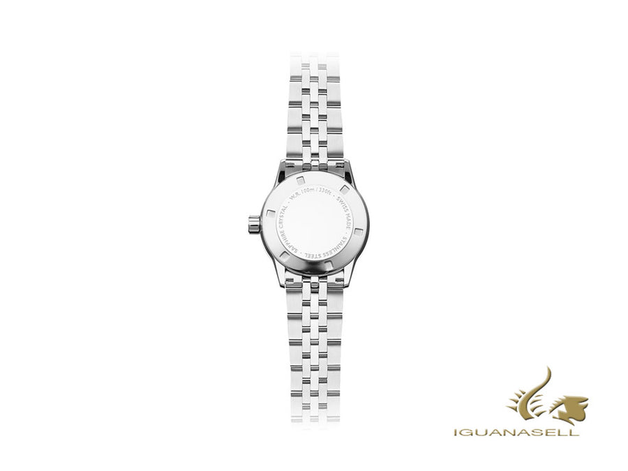 Raymond Weil Freelancer Ladies Quartz Watch, 12 Diamonds, 29 mm, 5629-ST-97081