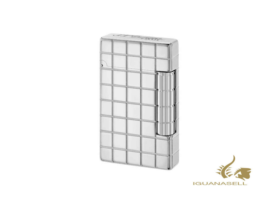 S.T. Dupont Initial Lighter, Silver Bronze, 20800