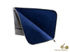 S.T. Dupont Line D Slim Document case, Leather, Black/Blue, Zip, 185002