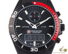 Swiss Military Hanowa Multimission Quartz Watch, Black, PVD, 44 mm, 10 atm