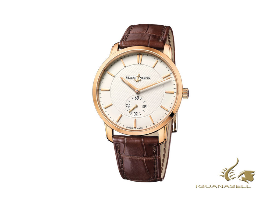 Ulysse Nardin Classico Manual Erotic Watch, Limited Edition, 8206-188-2/31