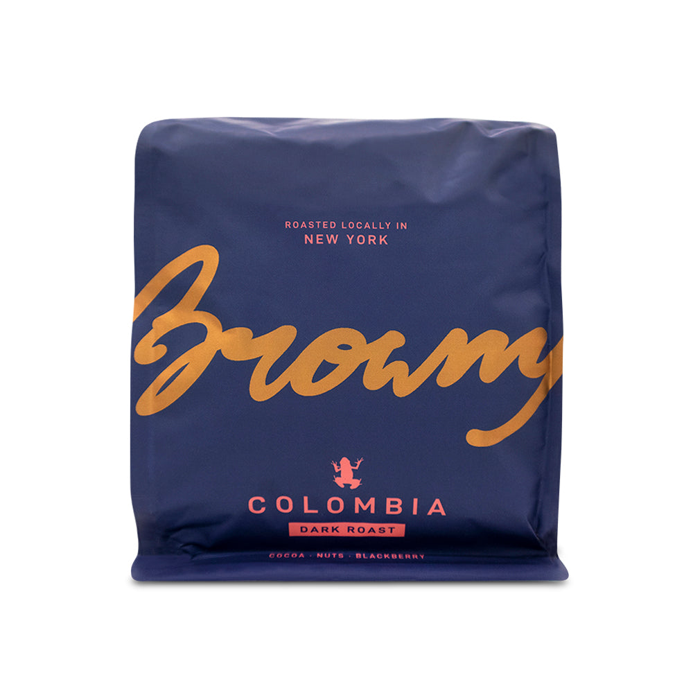 COLOMBIA, Dark Roast