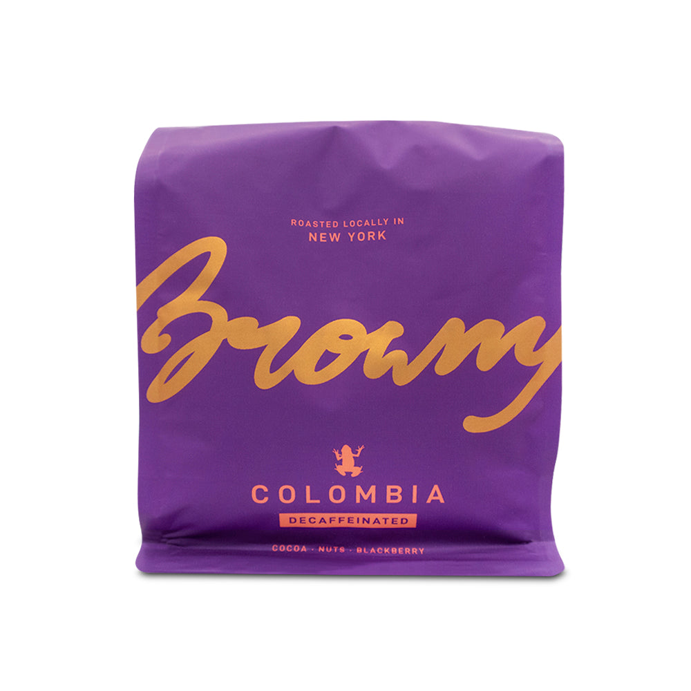 COLOMBIA, Decaf