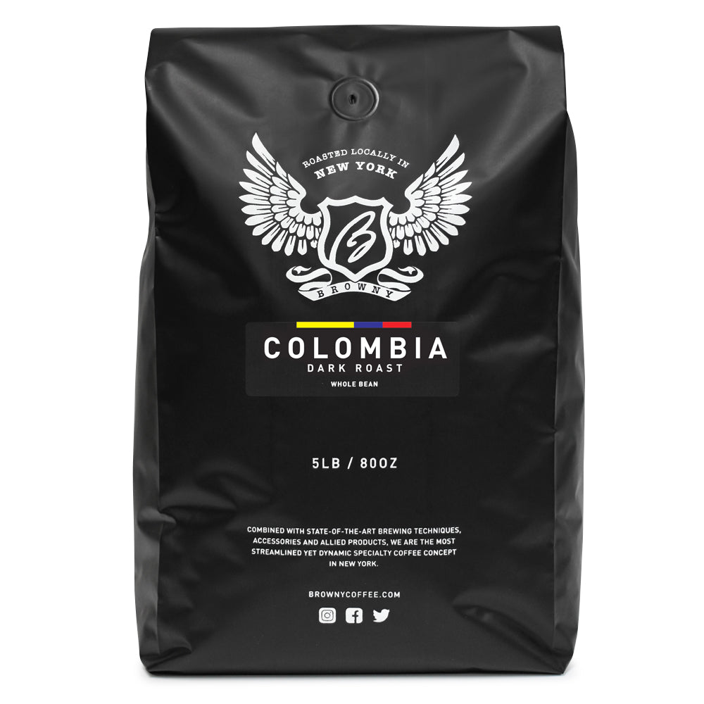 Load image into Gallery viewer, COLOMBIA, Dark Roast
