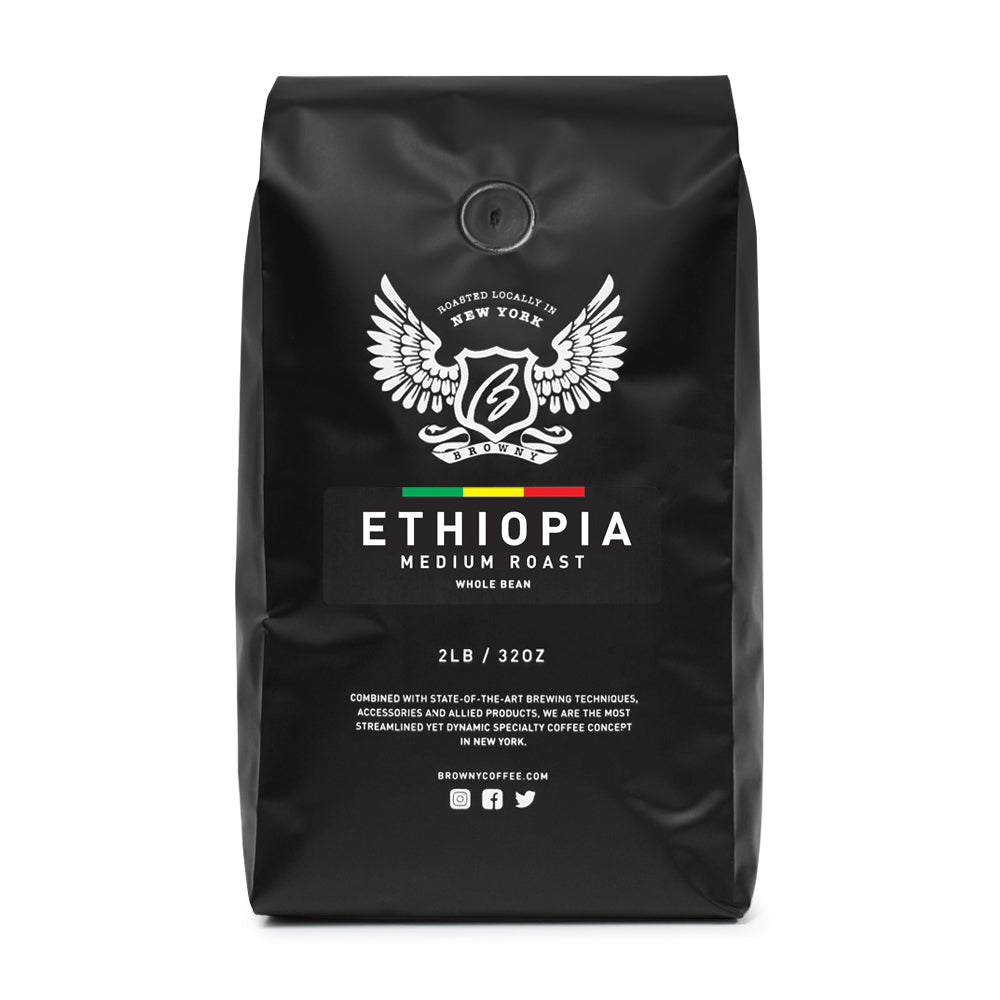 ETHIOPIA, Medium Roast