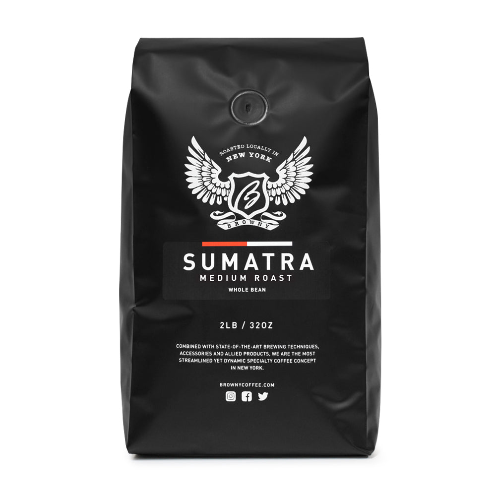 SUMATRA, Medium Roast