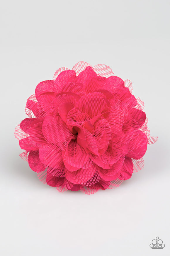 Awesome Blossom Pink - Paparazzi Accessories