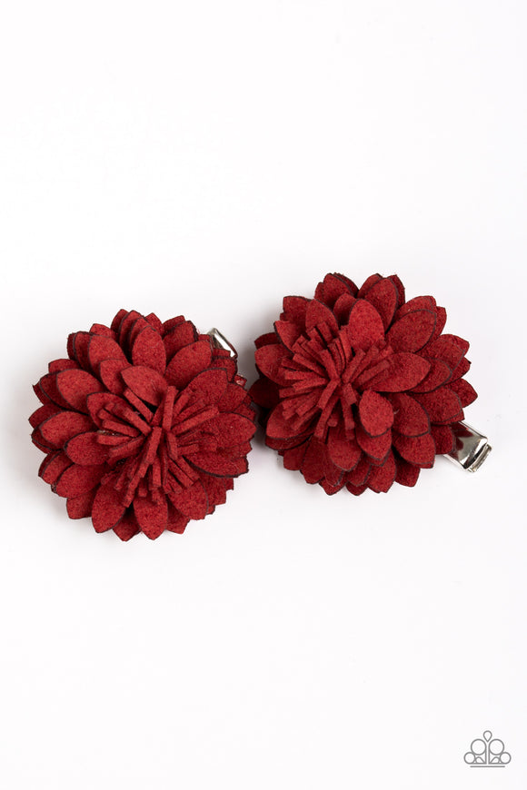 Posh And Posy Red - Paparazzi Accessories