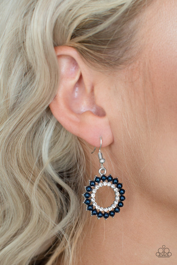 Wreathed In Radiance Blue - Paparazzi Accessories