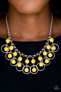 Really Rococo Yellow - Paparazzi Accessories